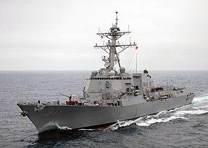 USS Halsey DDG97