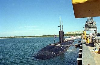USS Hampton (SSN-767) - Image: USS Hampton (SSN 767)