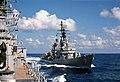 USS Henry B. Wilson (DDG-7) underway in December 1963.JPG