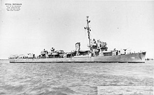 USS Raby (DE-698) off the Mare Island Naval Shipyard on 25 August 1947 (DE-698-1597-47).jpg