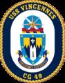 USS Vincennes CG-49 Crest.png