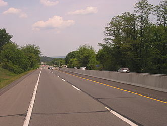U.S. Route 209 - The US 209 expressway between PA33 and I-80 in Monroe County