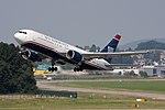 US Airways Boeing 767-201-ER N249AU (20819234704).jpg