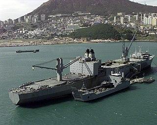 USNS <i>Pollux</i> (T-AKR-290)