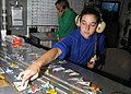 US Navy 021029-N-6817C-001 Flight Deck Control aboard USS Abraham Lincoln.jpg