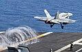 US Navy 030503-N-2838M-503 An F-A 18 'Hornet' from the.jpg