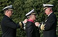 US Navy 041026-N-2383B-047 Chief of Staff, Mexican Navy, Vice Adm. Alberto Castro Rosas is presented the Legion of Merit by Chief of Naval Operations (CNO), Adm. Vern Clark.jpg