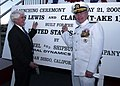 US Navy 050521-N-1577S-032 Chief of Naval Operations Adm. Vern Clark and Congressman Jerry Lewis (R-CA), pose for photographs.jpg