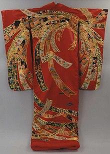 kimono � wikipedia wolna encyklopedia