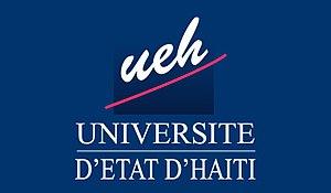 Université d'État d'Haïti - Image: Ueh