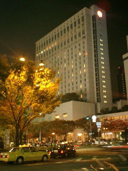 hotele w mieście