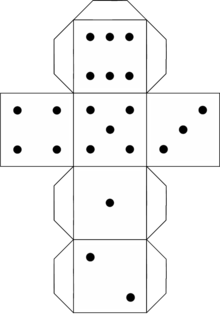 Zany image intended for printable dice