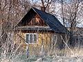 Ulanów, Zwolaki 20 - drewniany budynek (1).jpg