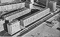 Ulica Zamenhofa pomnik Bohaterów Getta lata 60.jpg