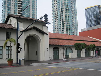 Union Station%2C SD east side 3