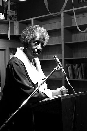 Unita Blackwell was the first Black female may...