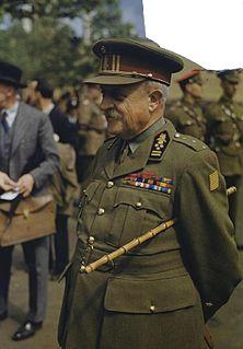 Belgian general