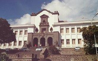 University of La Laguna - Faculty of Education, University of La Laguna