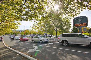 University Village, Seattle - Image: University Village, Seattle, Washington, 2014 10 13 02