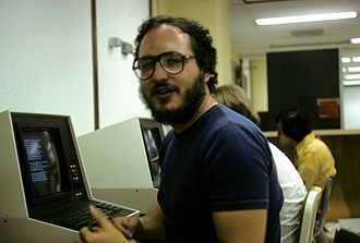 Time-sharing - Unix time-sharing at the University of Wisconsin, 1978.