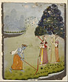 Unknown Indian - Balaram Drawing Water for Krishna - Google Art Project.jpg