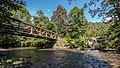 Unterweißbach Mankenbachsmühle Brücke über die Schwarza.jpg