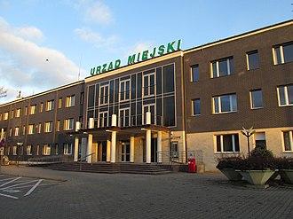 Zawiercie - City hall