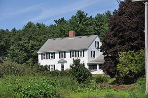 Dexter Richardson House - Image: Uxbridge MA Dexter R Ichardson House