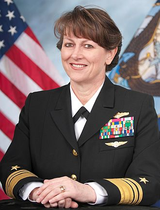United States Tenth Fleet - Image: VICE ADMIRAL JAN TIGHE