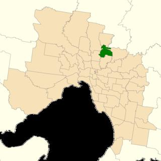 Electoral district of Bundoora state electoral district of Victoria, Australia