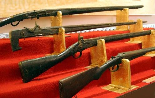 VN rifles