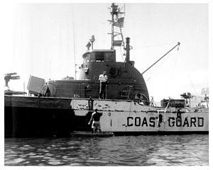 USCGC Point Gammon (WPB-82328) - Image: VTN 82 Paint