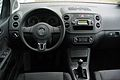 VW Golf Plus 1.6 Comfortline Reflexsilber Interieur.JPG