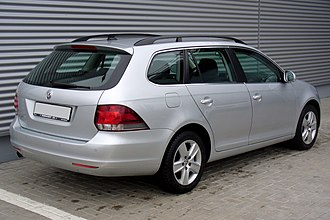 Volkswagen Golf Mk6 - Variant