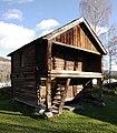 Valdres Folkemuseum - Loft fra Uppigarden Høve - 1.jpg