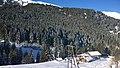 Vallée de Méribel depuis la Petite rosière. Vue Ouest. - panoramio.jpg