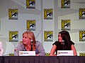 Vampire Diaries Panel at the 2011 Comic-Con International (5985437905).jpg