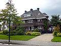 Van Bergen IJzendoornpark 21 & 23 in Gouda (02) Woonhuis.jpg