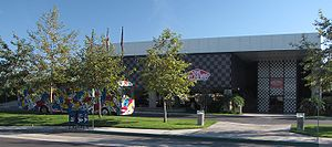 English: Vans headquarters, Cypress, California
