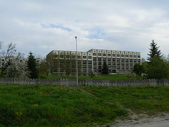 Vasil Levski National Military University - General view