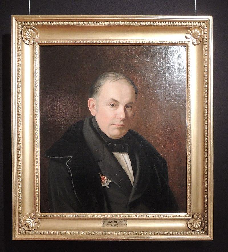 Василий Жуковский Ф. Игин (по Т. Ф. Гильдебрандту, 1854) КАДР shakko.jpg