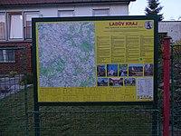 Velké Popovice, mapa Ladův kraj.jpg