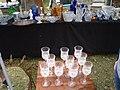 Vendor's Table at Cameron Antiques Fair image 3.jpg