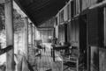 Verandah of Gracemere Homestead near Rockhampton, 1940.tiff