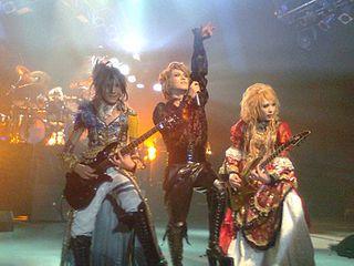 Versailles discography