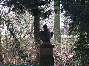 Versmold - Hidden Bust of Wilhelm I