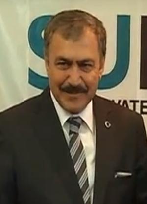Veysel Eroğlu - Image: Veyseleroglu 2