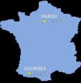 Viaggio Apostolico Francia 2008 mappa.png