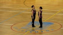 File:Vice-championne de France Duo de Gien 2010 de Twirling Baton HD.webm