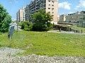 View near Yilan Station from train on Yilan Line 02.jpg
